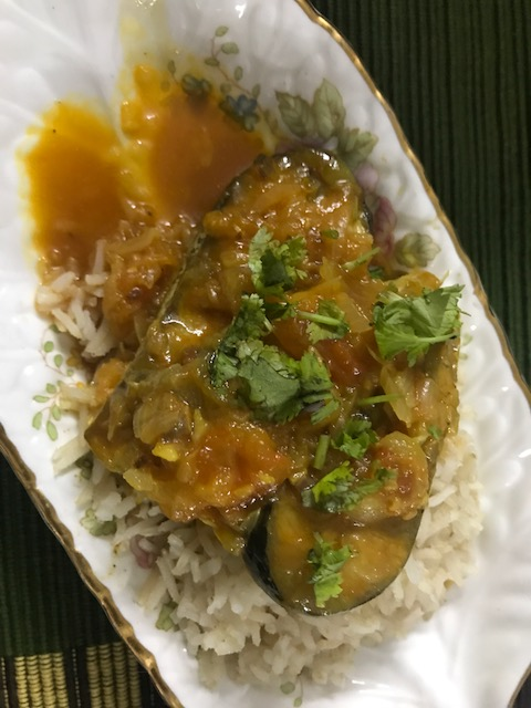 Fish Curry-with Winged Prickly Ash-from East of India