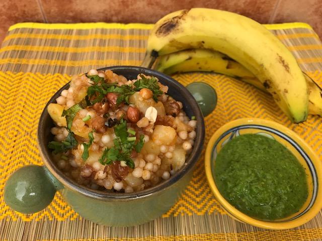 Navaratra Special Traditional Sabudana Khichdi (with a twist)