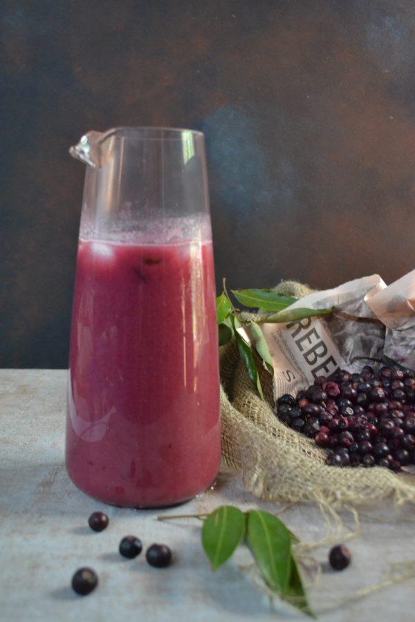 Falsa Sharbat/ Phalsa Sharbat/Quinsy Berries/ Refreshing Summer drink