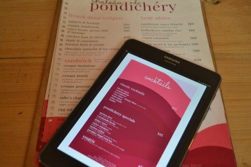 The French Connection @ Chateau De Pondicherry