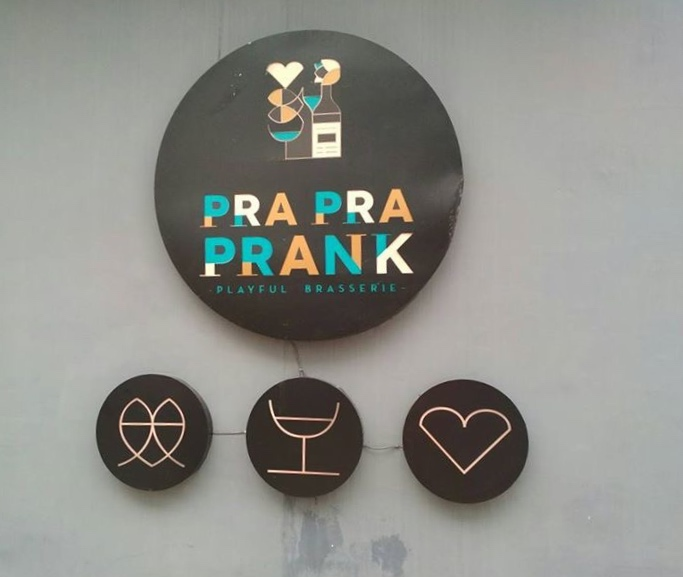 Pra Pra Prank, Gurgaon,Playful delight for Taste Buds.