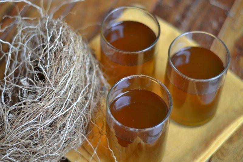 Khus Sherbet/ Khus Sharbat/Vetiver Syrup