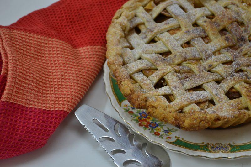 Classic Apple pie…Recipe to make a super flaky crust