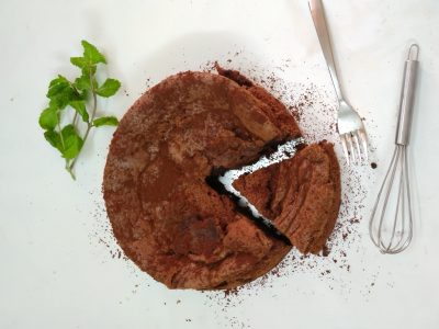 Chocolate Gluten Free cake/ Flourless chocolate cake / Chocolate souffle cake