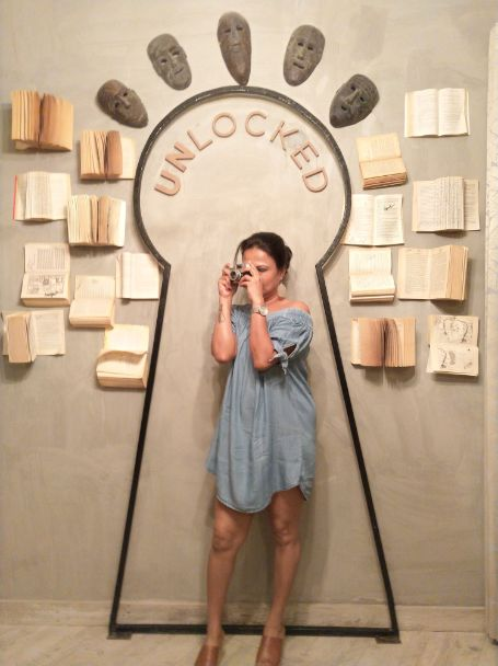 Eat, Play And Connect @ Unlocked….A quirky mysterious hangout, One of  its kind @32nd Avenue, Gurugram