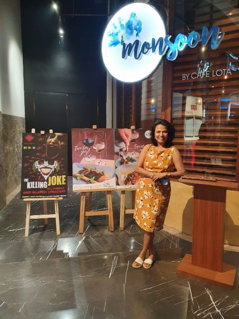 Monsoon by cafe Lota……Revisit the Indian flavors…..