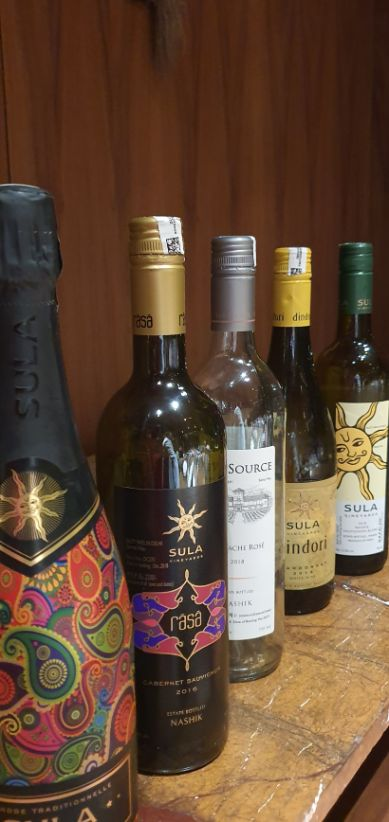DelWine Dinner….With Sula, the Indian Wines  A prelude to the third Indian Wine Day
