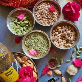 Shahi  All natural Kesar Badaam Pista  Thandai