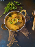 Special Tinda Kofta curry