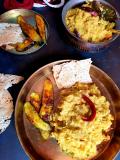 Bengali Bhog Khichudi/Moong Dal Khichdi