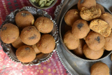 Besan ladoo….Just the way mom makes it