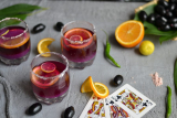 Jamun Kaala Khatta/ Java Plum Spiced Summer Drink/ Jambul/ Black Plum Cool Summer Drink