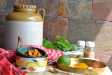 Raw Mango Pickle/  Aam ka achar, Granny's Recipe