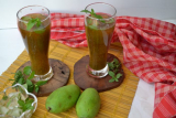 Aam Panna/Green Mango Sweet and Sour Drink