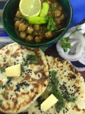 Amritsari Kulcha ( Naan)- a hearty stuffed flat bread