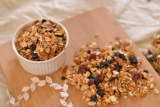 Homemade easy Oats Granola