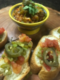DinChak Tomato Salsa
